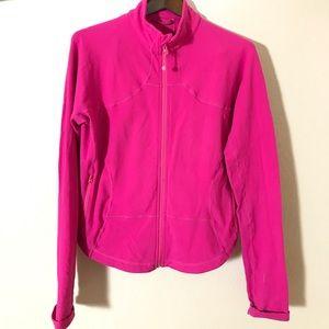 🛍Lululemon Pink Jacket Sz 14🛍